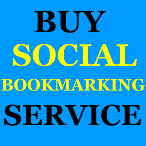 Buy Social Bookmarking Service