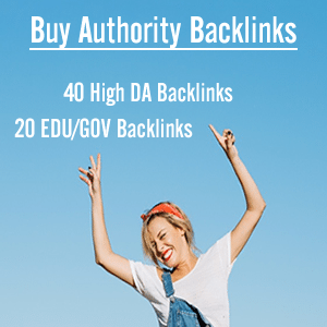 Buy Authority Backlinks