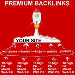 Premium Web 2 Backlinks